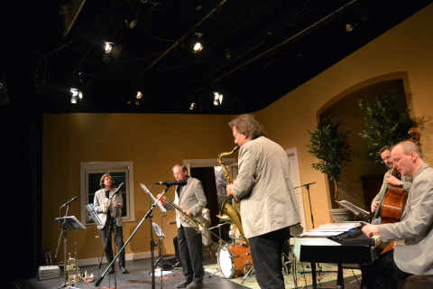 Old Merry Tale Jazz Band im Theater Wedel