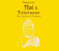 Logo Thai & Tolerance