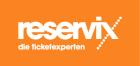 Logo von Reservix, unserem Ticketpartner