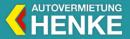 Logo Autovermietung Henke