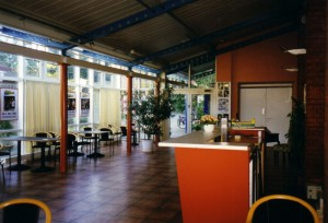 Foyer Theater Wedel 1998