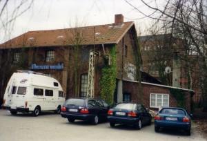 Parkplatz am Theater Wedel