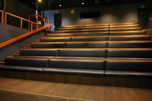 Zuschauerraum Theater Wedel