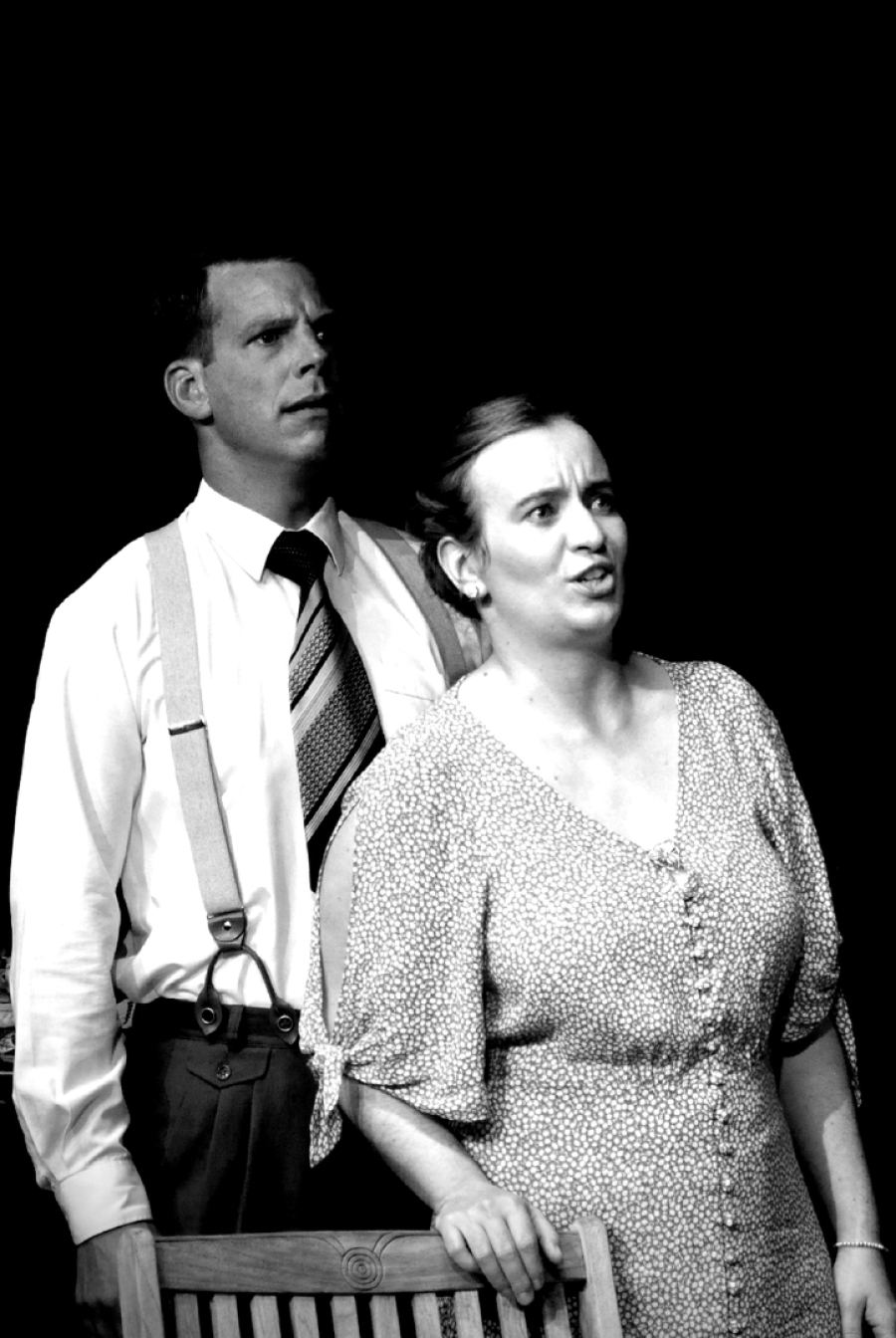 Schietwetter (Hundswetter) von Brigitte Buc - Theater Wedel - Theatertage Wedel 2018