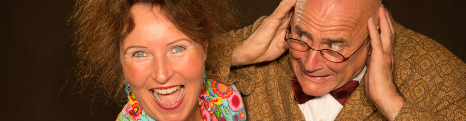 Alisa   und Professor Hicks - Wunderland-Theater zu Gast im Theater Wedel